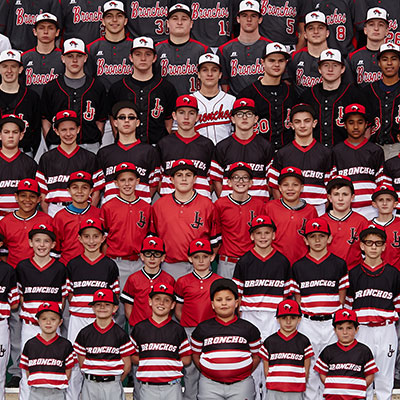 Lafayette Jefferson Baseball Program 2017